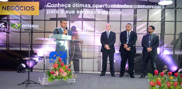 Oito aeroportos da Infraero apresentaram suas oportunidades de negócios ao mercado no Voo de Negócios realizado em Belém.